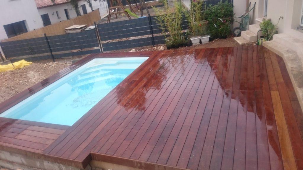Créateur de terrasses en bois gard