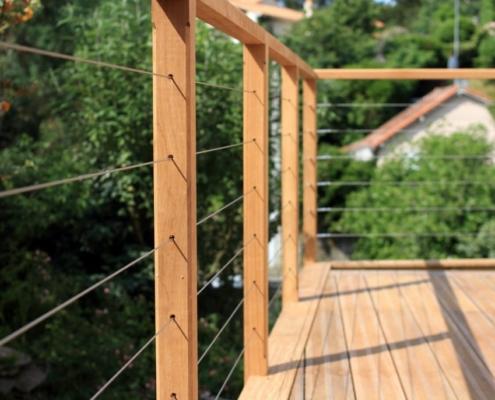 adm terrasses, Créateur de terrasses en bois et garde-corps vaucluse