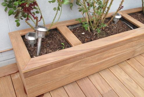 adm terrasses, Créateur de terrasses en bois jardinière Montpellier